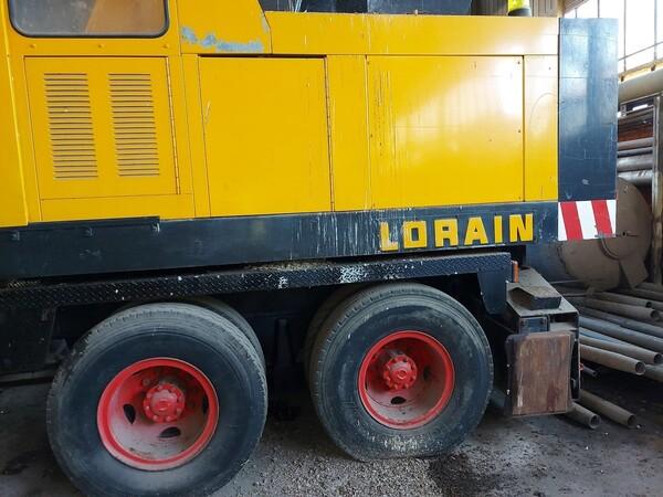 30#6127 Gru Lorain in vendita - foto 15