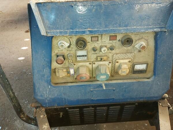38#6127 Motosaldatrice Lokwa e avvitatore Atlas Copco in vendita - foto 4