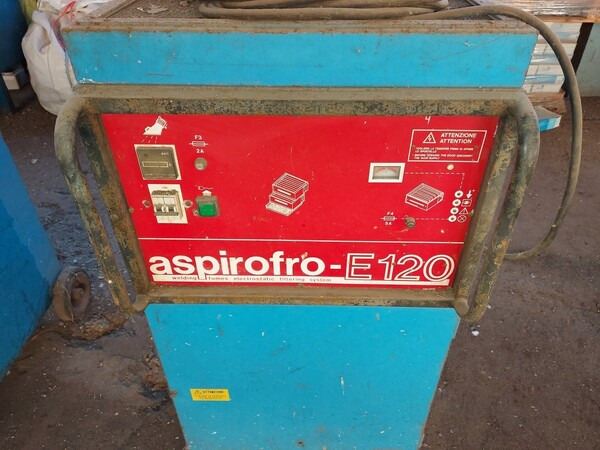4#6127 Aspira fumo Aspirofro in vendita - foto 4