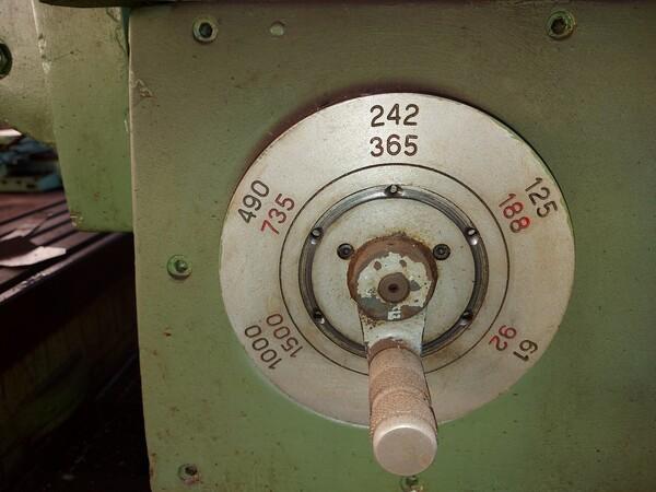 7#6127 Fresatrice Induma in vendita - foto 3