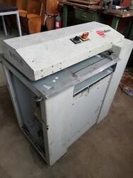 Schleicher   co  Cardboard shredder - Lot 9 (Auction 6128)
