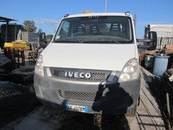 Iveco tipper truck and Fiat truck - Lot 0 (Auction 6131)