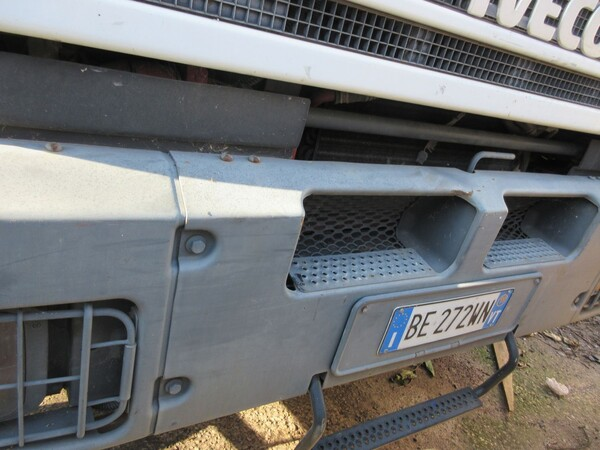 3#6131 Autocarro cassone a sponde Iveco in vendita - foto 2