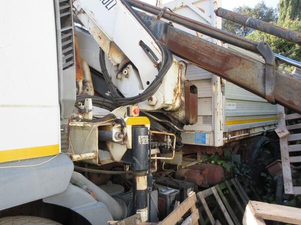 3#6131 Autocarro cassone a sponde Iveco in vendita - foto 8