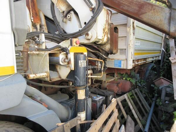 3#6131 Autocarro cassone a sponde Iveco in vendita - foto 12