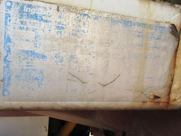 3#6131 Autocarro cassone a sponde Iveco in vendita - foto 16