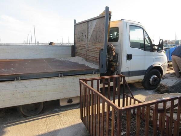 4#6131 Autocarro cassone ribaltabile Iveco in vendita - foto 8