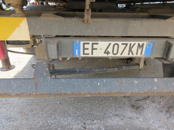 4#6131 Autocarro cassone ribaltabile Iveco in vendita - foto 14