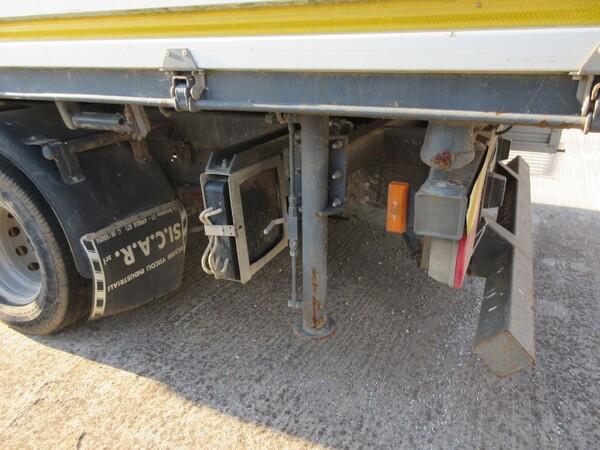 4#6131 Autocarro cassone ribaltabile Iveco in vendita - foto 15