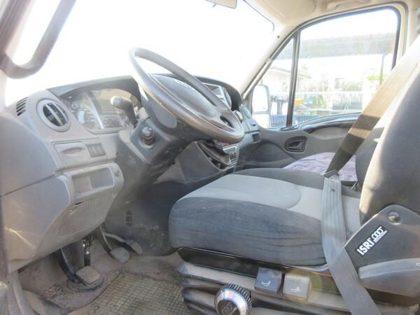 4#6131 Autocarro cassone ribaltabile Iveco in vendita - foto 21