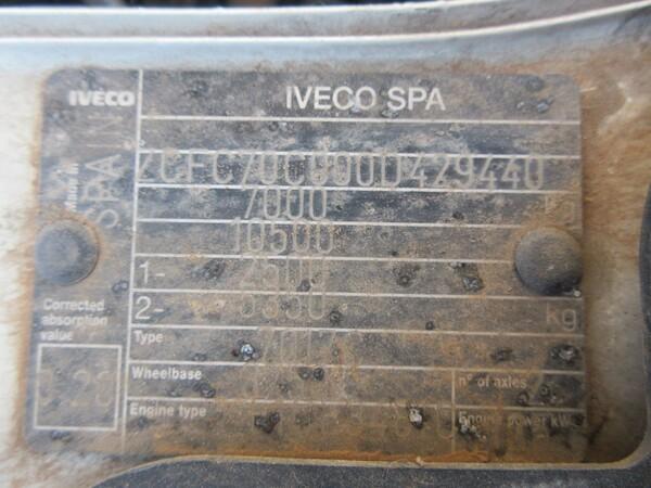 4#6131 Autocarro cassone ribaltabile Iveco in vendita - foto 26