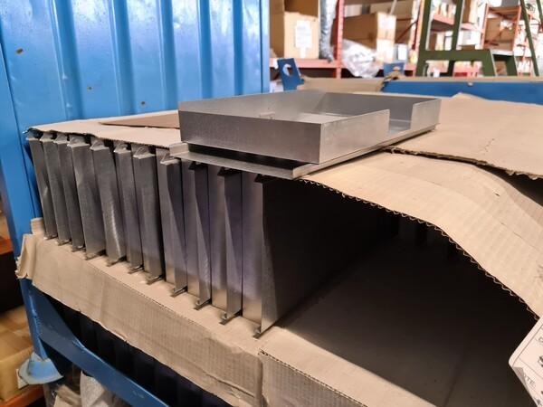 1#6133 Barbecue Astro e griglia acciaio Inox in vendita - foto 2