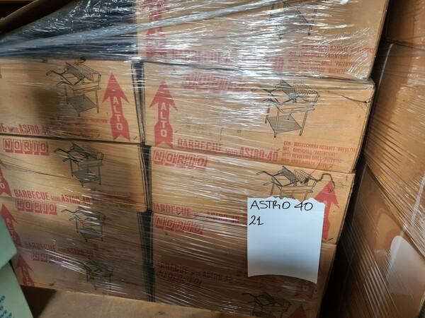 1#6133 Barbecue Astro e griglia acciaio Inox in vendita - foto 9