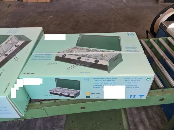 1#6133 Barbecue Astro e griglia acciaio Inox in vendita - foto 21