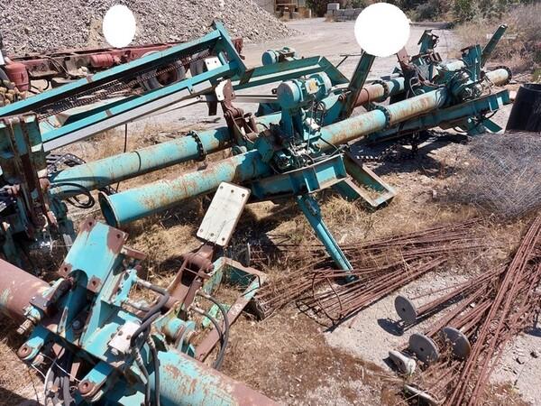 1#6134 Silos smontato  e materiale ferroso in vendita - foto 11