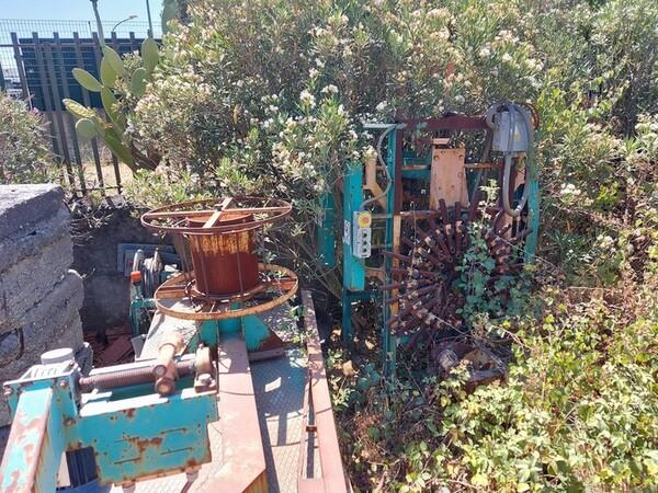 1#6134 Silos smontato  e materiale ferroso in vendita - foto 12