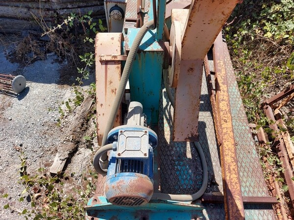 1#6134 Silos smontato  e materiale ferroso in vendita - foto 13