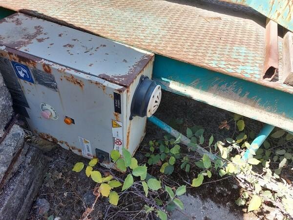 1#6134 Silos smontato  e materiale ferroso in vendita - foto 14