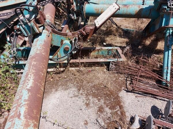 1#6134 Silos smontato  e materiale ferroso in vendita - foto 15