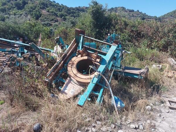 1#6134 Silos smontato  e materiale ferroso in vendita - foto 26