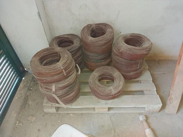 1#6134 Silos smontato  e materiale ferroso in vendita - foto 34