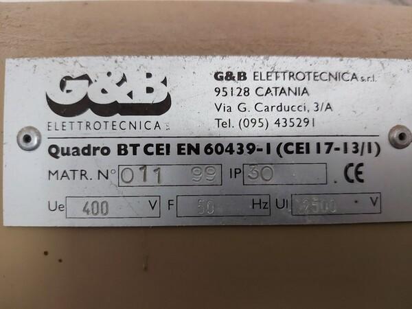 2#6134 Cabina e quadro elettrico in vendita - foto 17