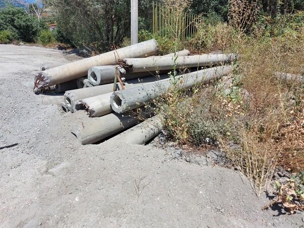 3#6134 Pali in cemento in vendita - foto 6