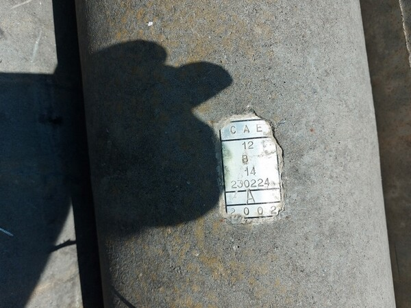 3#6134 Pali in cemento in vendita - foto 21