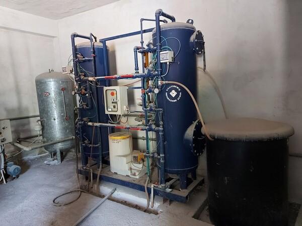 5#6134 Impianto di depurazione Cillichemie in vendita - foto 1