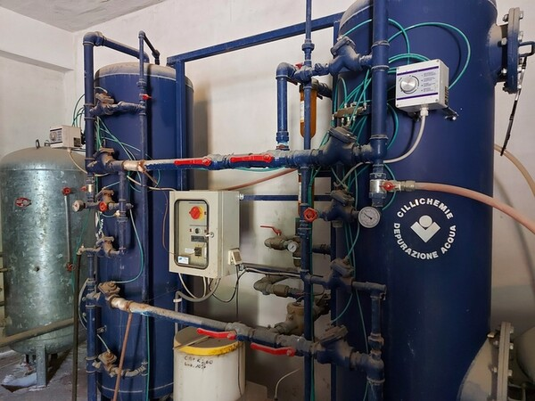 5#6134 Impianto di depurazione Cillichemie in vendita - foto 3