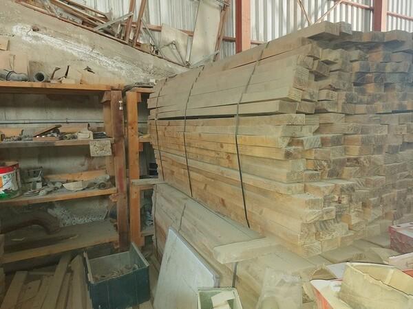 7#6134 Tavole di legno di pioppo in vendita - foto 3