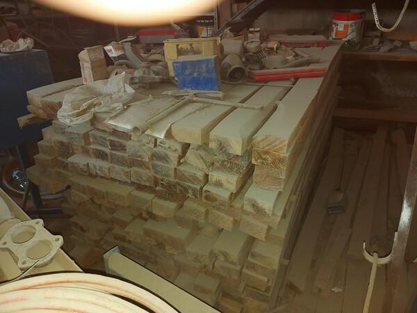7#6134 Tavole di legno di pioppo in vendita - foto 4