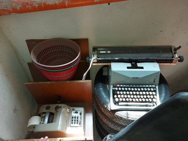 8#6134 Arredi per ufficio e attrezzature  Olivetti in vendita - foto 10