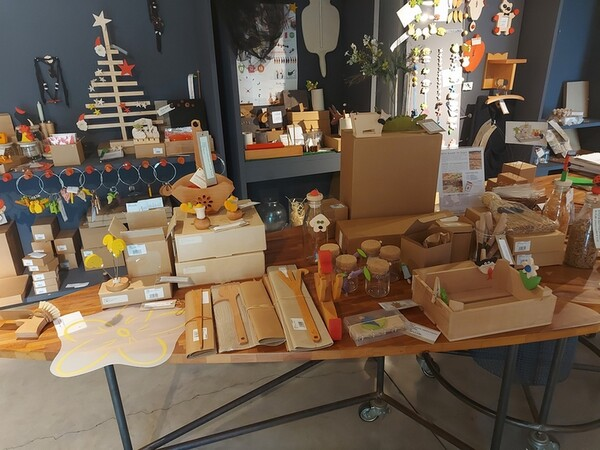 1#6135 Prodotti finiti in legno in vendita - foto 22