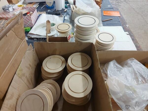 1#6135 Prodotti finiti in legno in vendita - foto 41