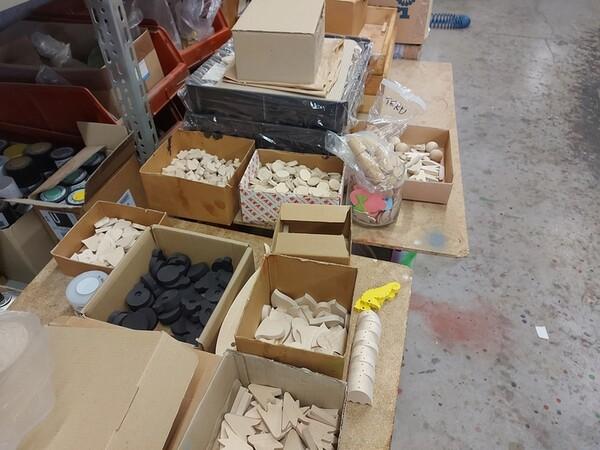 1#6135 Prodotti finiti in legno in vendita - foto 44