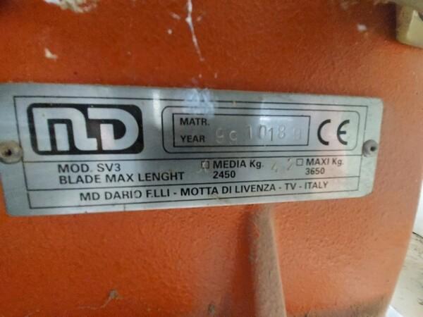 15#6135 Seghe Dario e Tornio Valeri in vendita - foto 3