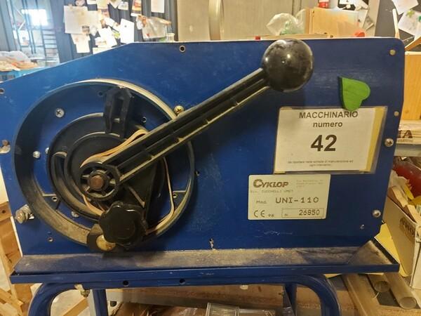 4#6135 Scaffalature e muletto elettrico Still in vendita - foto 12