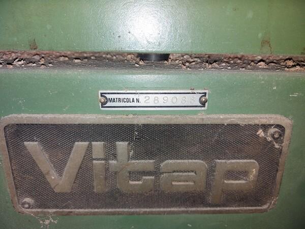 5#6135 Pantografo Bulleri e bucatrice Vitap in vendita - foto 13
