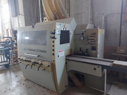 Spindle moulder and Profimat Wainig wood machine - Lot 7 (Auction 6135)