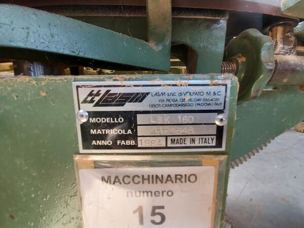 8#6135 Calibratrice Vietmac e Volpato in vendita - foto 2