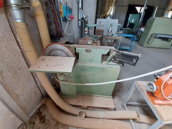 8#6135 Calibratrice Vietmac e Volpato in vendita - foto 5