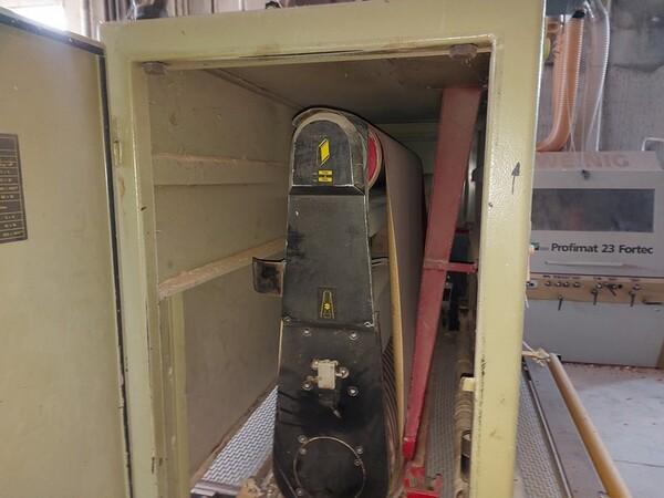 8#6135 Calibratrice Vietmac e Volpato in vendita - foto 18