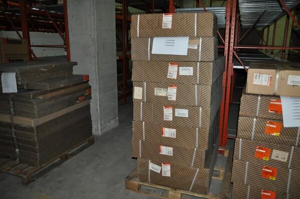 15#6136 Lamiere contenitore e lamiere quadro in vendita - foto 1
