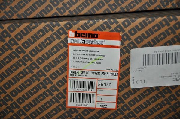 15#6136 Lamiere contenitore e lamiere quadro in vendita - foto 5