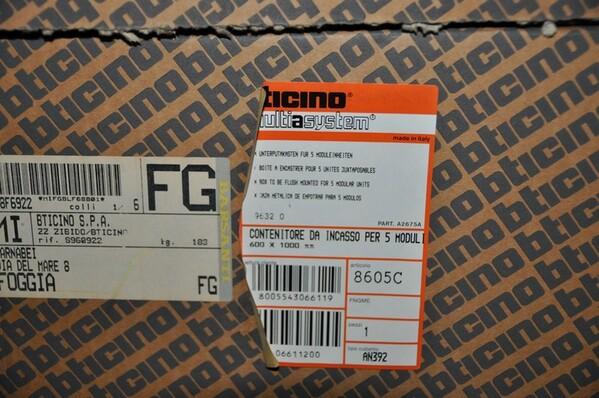 15#6136 Lamiere contenitore e lamiere quadro in vendita - foto 6