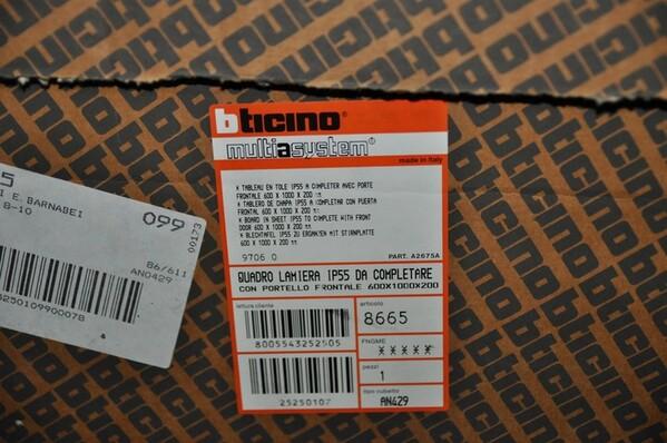 15#6136 Lamiere contenitore e lamiere quadro in vendita - foto 10