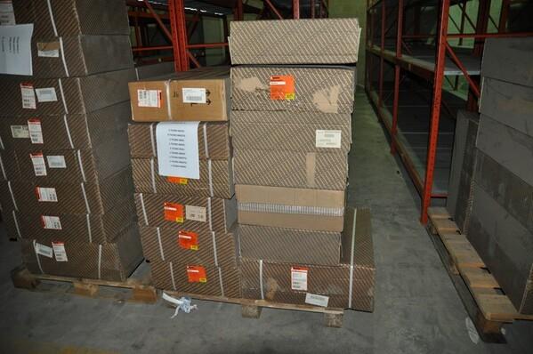 16#6136 Lamiere contenitore e lamiere telaio in vendita - foto 1