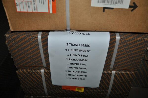 16#6136 Lamiere contenitore e lamiere telaio in vendita - foto 2