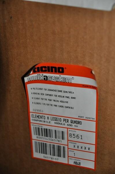 16#6136 Lamiere contenitore e lamiere telaio in vendita - foto 12